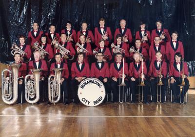 NP2101 Nunawading City Band